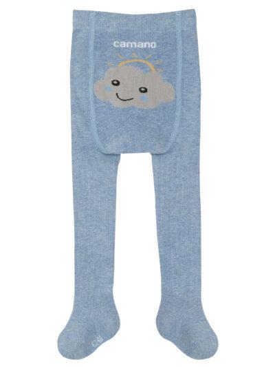 Camano Baby Strumpfhose Fashion Tights Blau