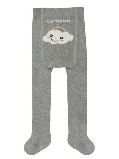 Camano Baby Fashion Tights Strumpfhose Grau