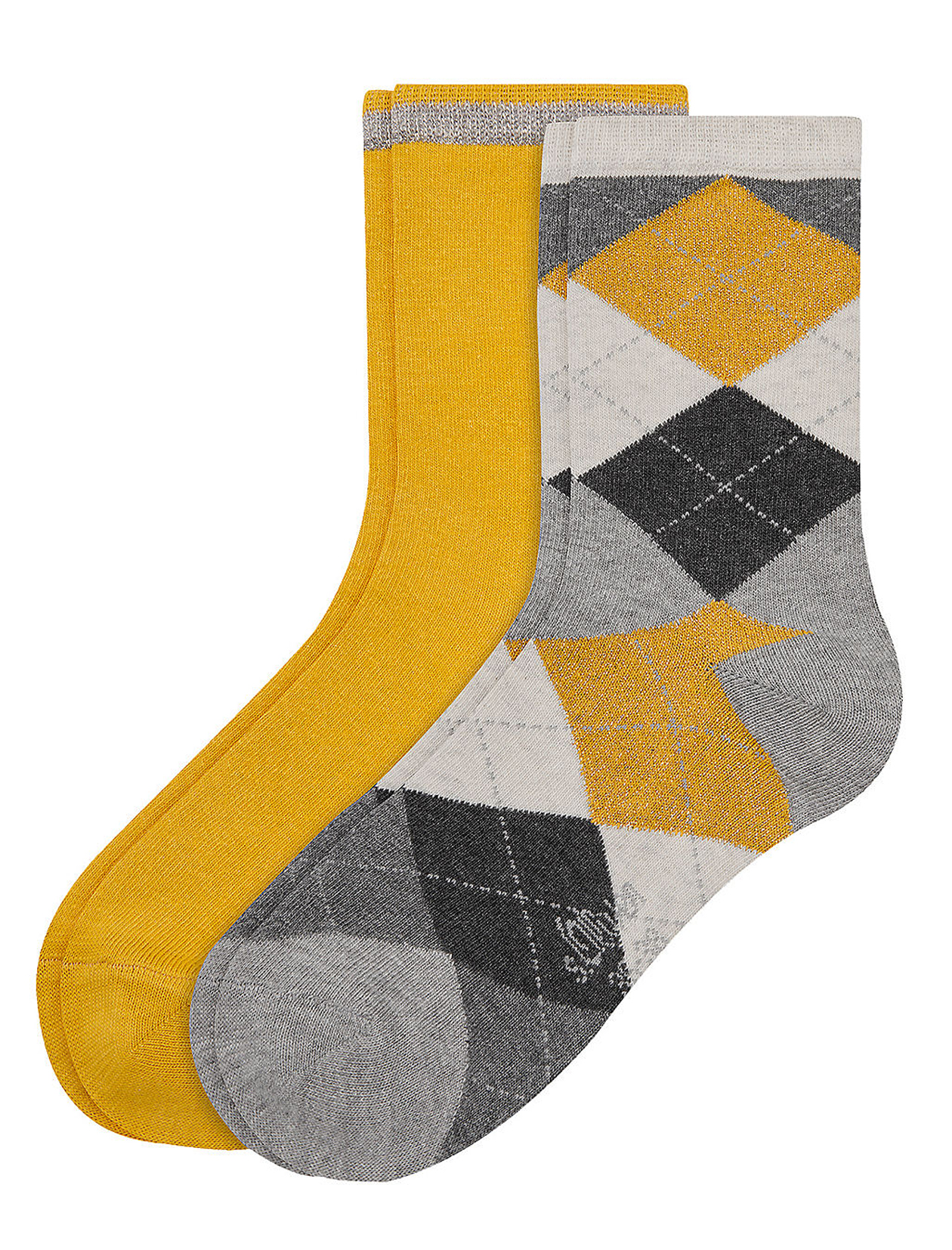 Ferse Bündchen 39//42 NEU 1 Paar bunt gestreifte Socken mit oranger Spitze
