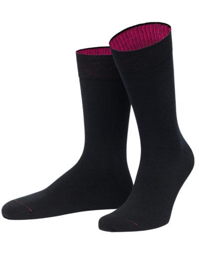 von Jungfeld Svalbard Herren Socken Schwarz