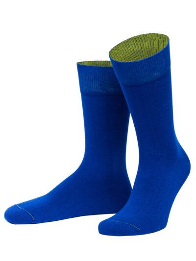 von Jungfeld Herren Socken Hampshire Königsblau