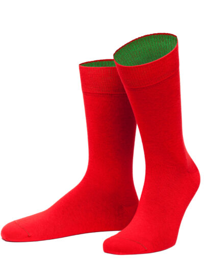 von Jungfeld Herren Socken Navarra Chilirot