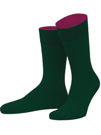 von Jungfeld Herren Socken Schwarzwald Grün