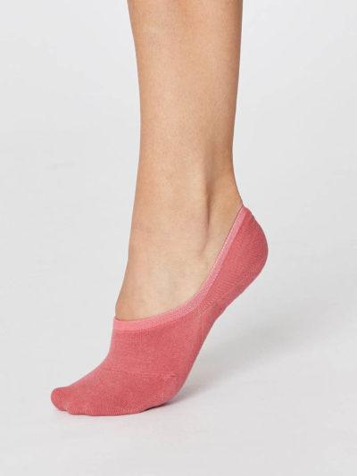 Thought Füßlinge Sneakersocken Pink