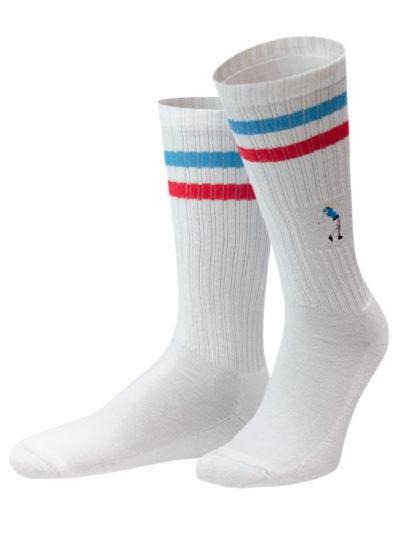 von Jungfeld Los Angeles Tennissocken Golfspieler Socken