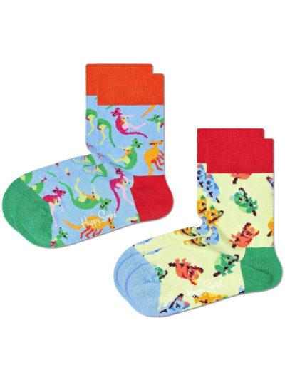 Happy Socks Koala Känguru Kindersocken