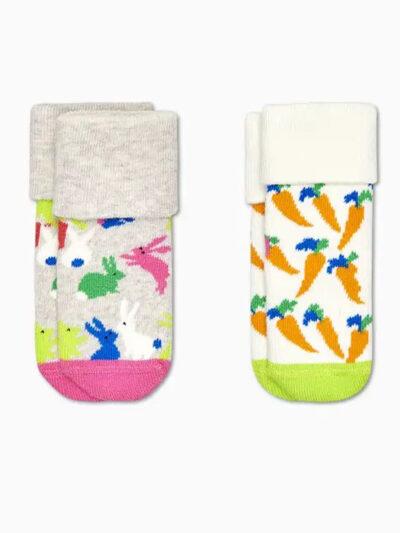 Happy Socks Baby Bunny Terry Socken im 2er Pack