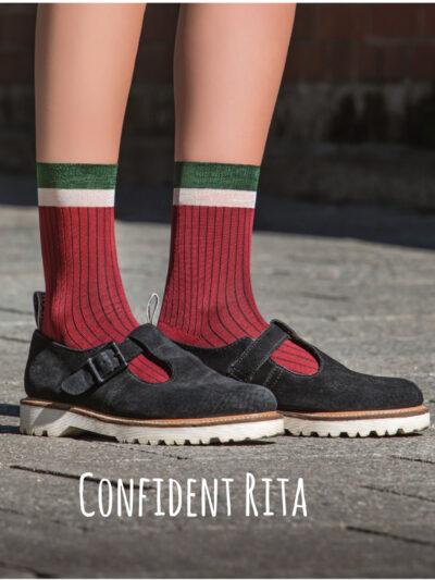 2H2H Socken Confident Rita von Too Hot To Hide