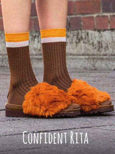 2H2H Confident Rita Socken von Too Hot To Hide