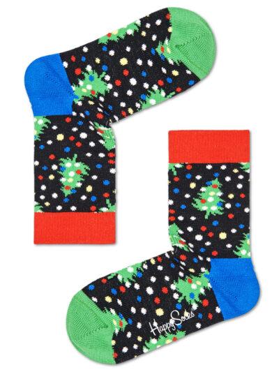 Happy Socks Kindersocken Christmas Winter Night Socken