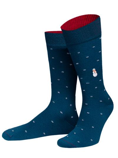 von Jungfeld Schneemann Socken Icon