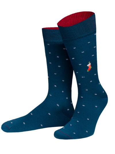 von Jungfeld Icon Weihnachtssocke Herren Socken