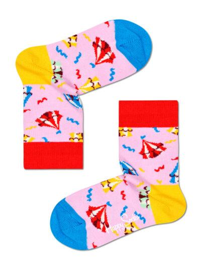 Happy Socks Circus Kindersocken Zirkuszelt