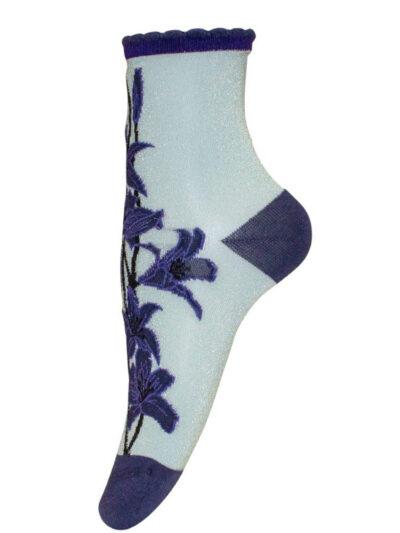Unmade Copenhagen Blumenmuster Socken Belis