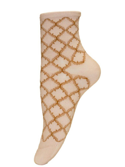 Unmade Copenhagen Charmine Socken Puderrosa