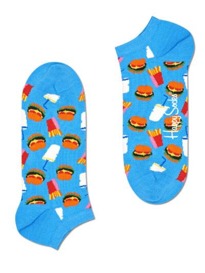 Happy Socks Hamburger Sneakersocken Low Sock
