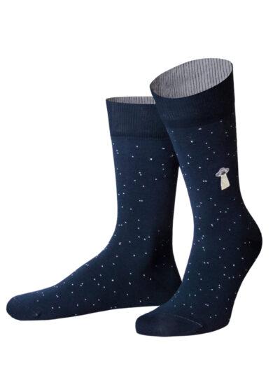 von Jungfeld Ufo Außerirdische Socken