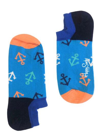 Happy Socks Anchor Sneakersocken Anker Socken