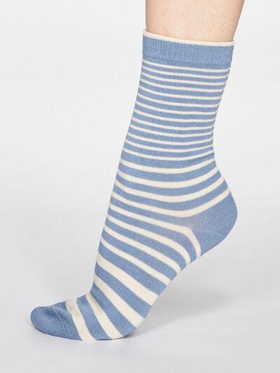 Thought Gestreifte Socken Jacinda Bambussocken