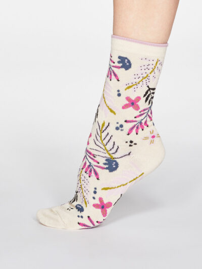 Thought Socken Nelly Floral Blumenmuster