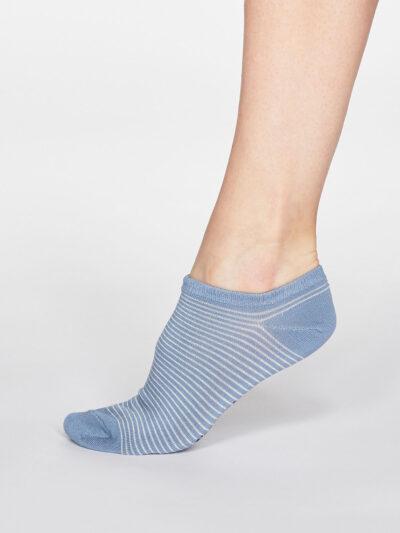 Thought Sneakersocken Peggy Stripe Trainer Socken
