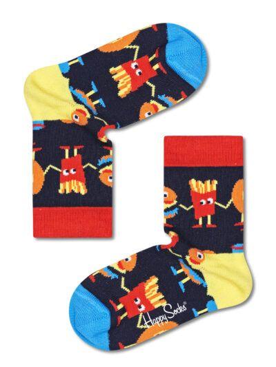 Happy Socks Kindersocken Kids Food Friends Socken