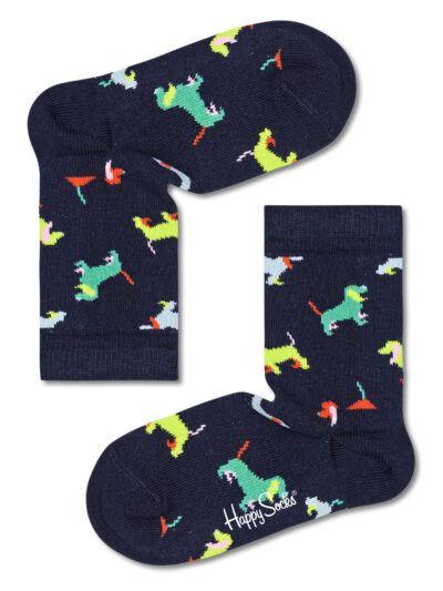 Happy Socks Welpen Kindersocken Puppy Love Hunde