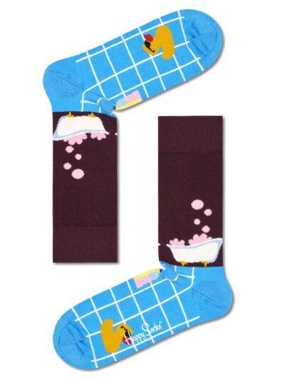 Happy Socks Quietscheente Socken Me Time Badewanne