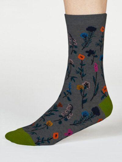 Thought Socken Mondie Blumenmuster Floral-Design