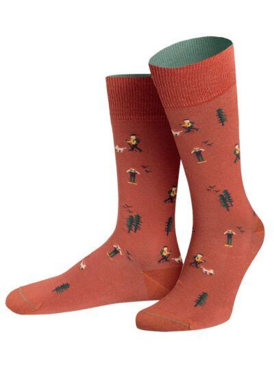 von Jungfeld Redwood Socken Wandern