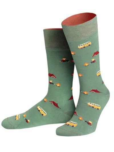 von Jungfeld Mossyrock Socken Wildlife Camping
