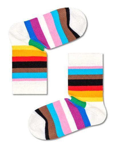 Happy Socks Pride Kids Regenbogen Socken Kindersocken