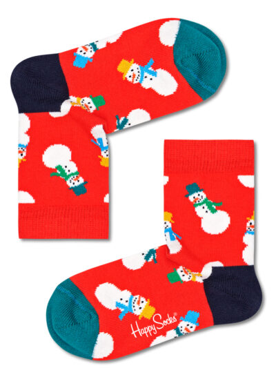 Happy Socks Snowman Kinder und Baby Socken