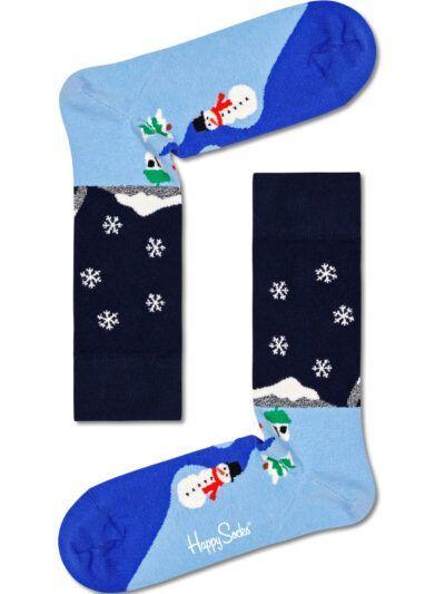 Happy Socks Socken The Little House On The Snowland