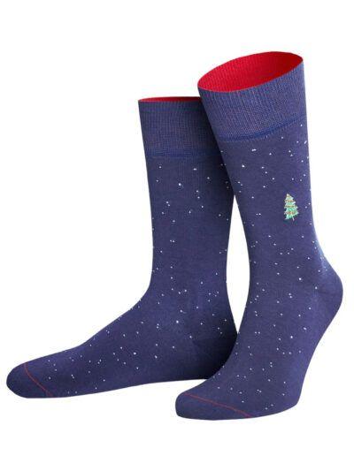 von Jungfeld Christmas tree Icon Socken Weihnachtssocken